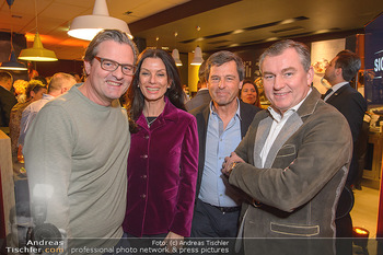McDonalds Signature Collection - McDonalds Messe Wien - Mi 20.02.2019 - Andreas SCHWERLA, Sonja KLIMA, Erwin KOTANYI, Toni MÖRWALD26