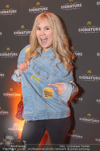 McDonalds Signature Collection - McDonalds Messe Wien - Mi 20.02.2019 - Lisa STEJSKAL (Meine Version, Cute Life Hacks)31