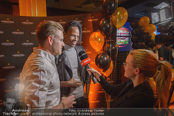 McDonalds Signature Collection - McDonalds Messe Wien - Mi 20.02.2019 - Dominik KRAIHAMER, Maxwell ODERO39