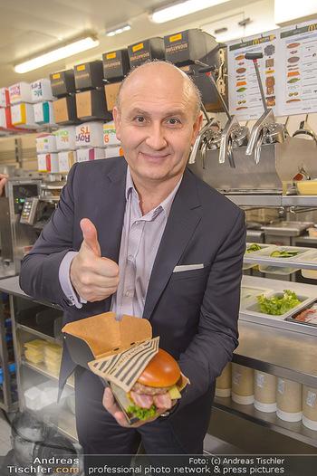 McDonalds Signature Collection - McDonalds Messe Wien - Mi 20.02.2019 - Ali RAHIMI43