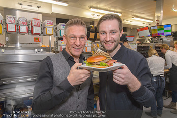 McDonalds Signature Collection - McDonalds Messe Wien - Mi 20.02.2019 - Andi KNOLL, JOSH51