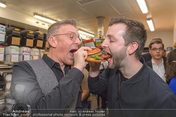 McDonalds Signature Collection - McDonalds Messe Wien - Mi 20.02.2019 - Andi KNOLL, JOSH53
