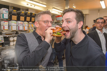 McDonalds Signature Collection - McDonalds Messe Wien - Mi 20.02.2019 - Andi KNOLL, JOSH55