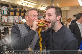 McDonalds Signature Collection - McDonalds Messe Wien - Mi 20.02.2019 - Andi KNOLL, JOSH56