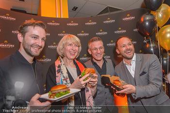 McDonalds Signature Collection - McDonalds Messe Wien - Mi 20.02.2019 - JOSH, Andi KNOLL, Isabelle KUSTER, Jörg PIZZERA64