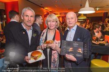 McDonalds Signature Collection - McDonalds Messe Wien - Mi 20.02.2019 - Michael KONSEL, Isabelle KUSTER, Kurt MANN70