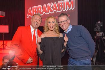 Abrakabim Premiere - Studio 44, Wien - Do 21.02.2019 - Uli Ulrike KRIEGLER, Peter DEVILLE, Peter STÖGER1