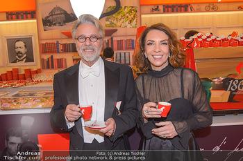 Kaffeesiederball - Hofburg Wien - Fr 22.02.2019 - Ela und Adi HIRSCHAL13