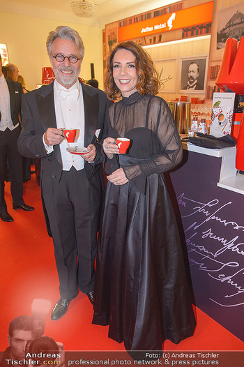 Kaffeesiederball - Hofburg Wien - Fr 22.02.2019 - Ela und Adi HIRSCHAL14