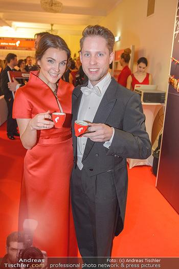 Kaffeesiederball - Hofburg Wien - Fr 22.02.2019 - Markus FREISTÄTTER, Barbara KAUDELKA31