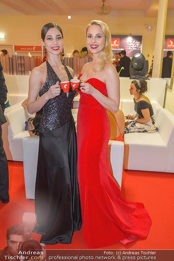 Kaffeesiederball - Hofburg Wien - Fr 22.02.2019 - Maria YAKOVLEVA, Silvia SCHNEIDER45