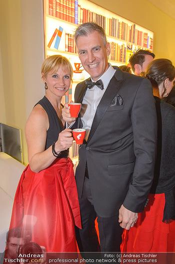 Kaffeesiederball - Hofburg Wien - Fr 22.02.2019 - Thomas RAAB, Simone HEHER47
