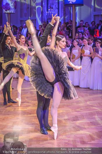 Kaffeesiederball - Hofburg Wien - Fr 22.02.2019 - Maria YAKOVLEVA beim Tanzen98