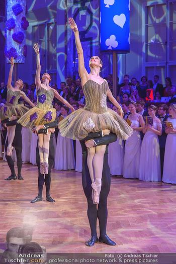 Kaffeesiederball - Hofburg Wien - Fr 22.02.2019 - Maria YAKOVLEVA beim Tanzen99