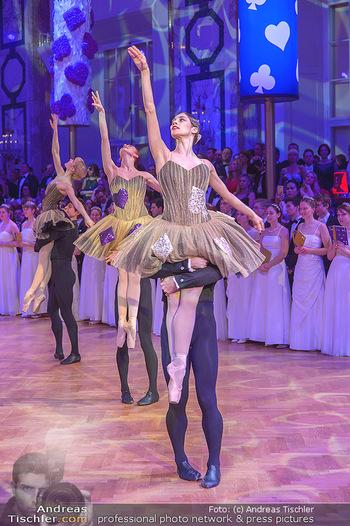 Kaffeesiederball - Hofburg Wien - Fr 22.02.2019 - Maria YAKOVLEVA beim Tanzen100