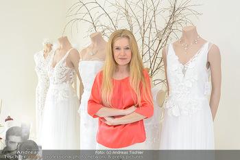 Natalia Ushakova Opernballkleid - Atelier Zoe by Inge Cecka - Mo 25.02.2019 - Inge CECKA (Modelabel Zoe) in ihrem Atelier7