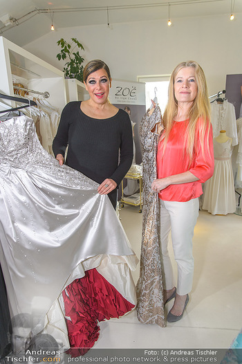 Natalia Ushakova Opernballkleid - Atelier Zoe by Inge Cecka - Mo 25.02.2019 - Natalia USHAKOVA, Inge CECKA (Modelabel Zoe)12