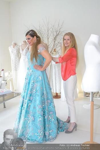 Natalia Ushakova Opernballkleid - Atelier Zoe by Inge Cecka - Mo 25.02.2019 - Natalia USHAKOVA, Inge CECKA (Modelabel Zoe)14