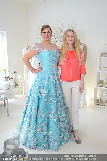 Natalia Ushakova Opernballkleid - Atelier Zoe by Inge Cecka - Mo 25.02.2019 - Natalia USHAKOVA, Inge CECKA (Modelabel Zoe)23