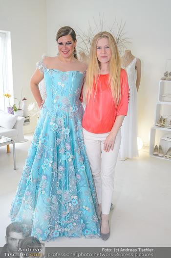 Natalia Ushakova Opernballkleid - Atelier Zoe by Inge Cecka - Mo 25.02.2019 - Natalia USHAKOVA, Inge CECKA (Modelabel Zoe)30