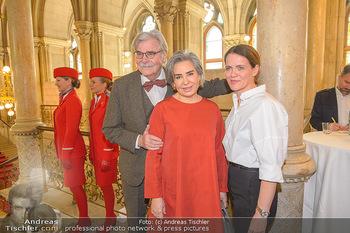 Falstaff Guide Präsentation - Rathaus Wien - Mo 25.02.2019 - Brigitte KARNER, Peter SIMONISCHEK, Birgit AICHINGER37