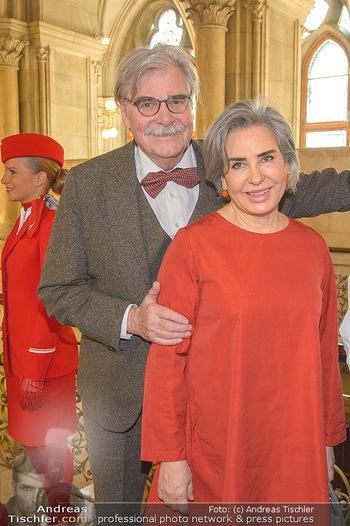 Falstaff Guide Präsentation - Rathaus Wien - Mo 25.02.2019 - Brigitte KARNER, Peter SIMONISCHEK39