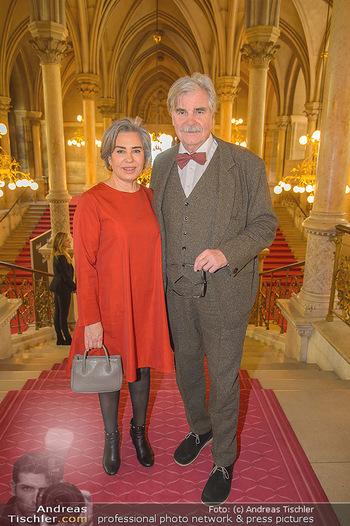 Falstaff Guide Präsentation - Rathaus Wien - Mo 25.02.2019 - Brigitte KARNER, Peter SIMONISCHEK42