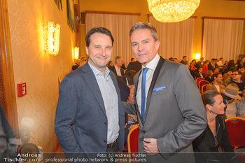 Falstaff Guide Präsentation - Rathaus Wien - Mo 25.02.2019 - Martin TRAXL, Alfons HAIDER47