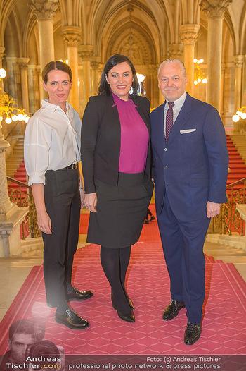 Falstaff Guide Präsentation - Rathaus Wien - Mo 25.02.2019 - Wolfgang ROSAM, Birgit AICHINGER, Elisabeth KÖSTINGER50