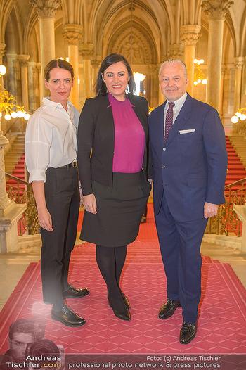 Falstaff Guide Präsentation - Rathaus Wien - Mo 25.02.2019 - Wolfgang ROSAM, Birgit AICHINGER, Elisabeth KÖSTINGER51