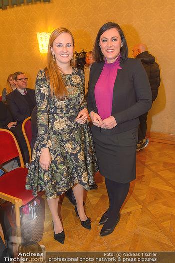 Falstaff Guide Präsentation - Rathaus Wien - Mo 25.02.2019 - Elisabeth KÖSTINGER, Maria GROßBAUER (GROSSBAUER)56