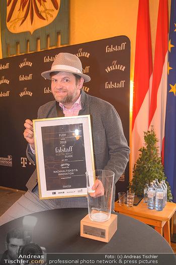 Falstaff Guide Präsentation - Rathaus Wien - Mo 25.02.2019 - Josef FLOH125