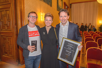 Falstaff Guide Präsentation - Rathaus Wien - Mo 25.02.2019 - Birgit und Heinz REITBAUER, Max STIEGL129