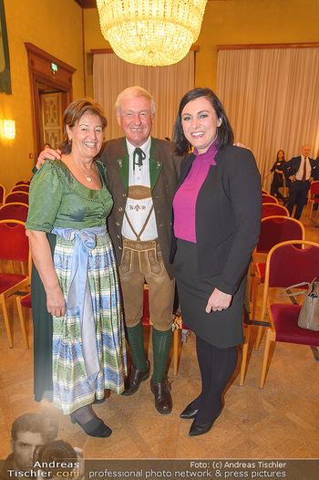 Falstaff Guide Präsentation - Rathaus Wien - Mo 25.02.2019 - Magdalena und Balthasar HAUSER, Elisabeth KÖSTINGER131