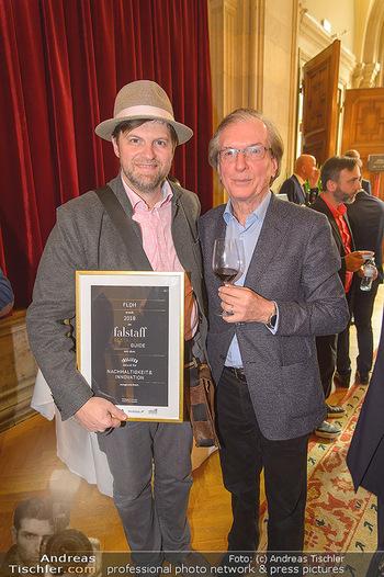 Falstaff Guide Präsentation - Rathaus Wien - Mo 25.02.2019 - Josef FLOH, Friedrich STICKLER137