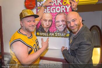 Premiere ´Voll am Start´ - Kulisse Wien - Di 26.02.2019 - Reinhard NOWAK, Roman GREGORY3