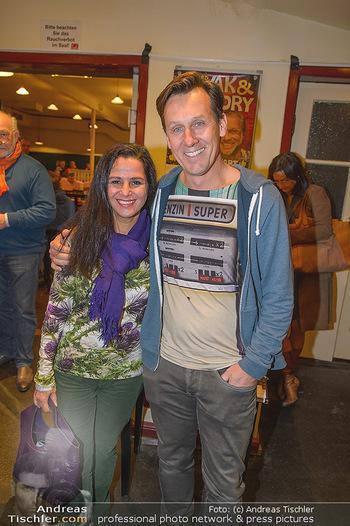 Premiere ´Voll am Start´ - Kulisse Wien - Di 26.02.2019 - Martin OBERHAUSER mit Fanny7