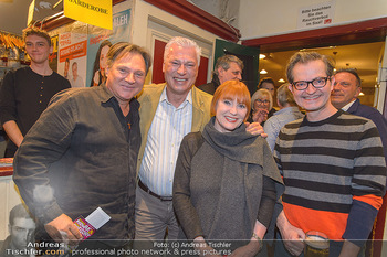 Premiere ´Voll am Start´ - Kulisse Wien - Di 26.02.2019 - Chris LOHNER, Clemens HAIPL, Heinz HANNER, Toni POLSTER20