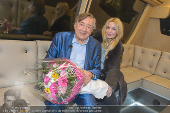 Elle MacPherson Ankunft - Flughafen Wien Schwechat - Di 26.02.2019 - Richard LUGNER, Moni KULIG7