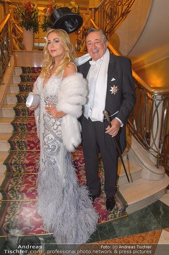 Fototermin Elle MacPherson - Grand Hotel - Do 28.02.2019 - Richard LUGNER, Moni KULIG8