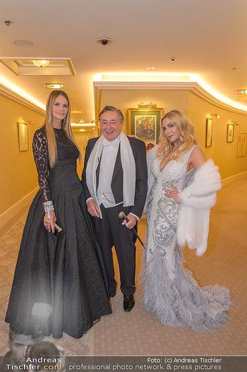 Fototermin Elle MacPherson - Grand Hotel - Do 28.02.2019 - Richard LUGNER, Moni KULIG, Elle MACPHERSON10