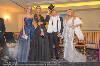 Fototermin Elle MacPherson - Grand Hotel - Do 28.02.2019 - Beatrice KÖRMER, Elle MACPHERSON, Richard LUGNER, Moni KULIG28