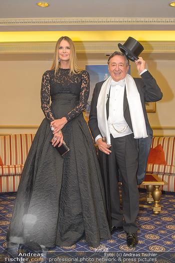 Fototermin Elle MacPherson - Grand Hotel - Do 28.02.2019 - Elle MACPHERSON, Richard LUGNER31