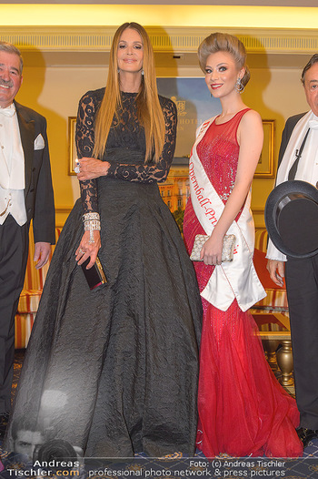 Fototermin Elle MacPherson - Grand Hotel - Do 28.02.2019 - Angelika DOSS (Lugner Opernball Prinzessin), Elle MACPHERSON45