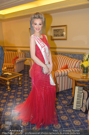 Fototermin Elle MacPherson - Grand Hotel - Do 28.02.2019 - Angelika DOSS (Lugner Opernball Prinzessin)49