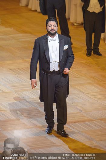 Opernball 2019 - Das Fest - Wiener Staatsoper - Do 28.02.2019 - Yusif EYVAZOV40