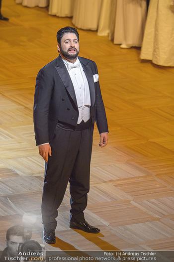 Opernball 2019 - Das Fest - Wiener Staatsoper - Do 28.02.2019 - Yusif EYVAZOV41