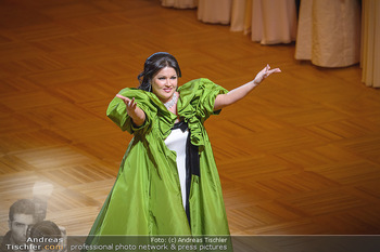 Opernball 2019 - Das Fest - Wiener Staatsoper - Do 28.02.2019 - Anna NETREBKO46