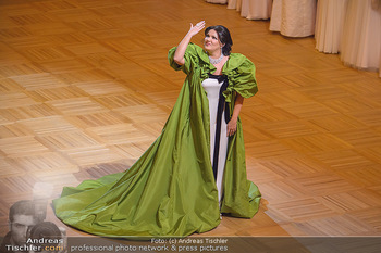 Opernball 2019 - Das Fest - Wiener Staatsoper - Do 28.02.2019 - Anna NETREBKO49