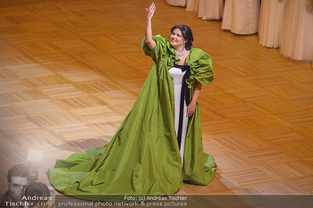 Opernball 2019 - Das Fest - Wiener Staatsoper - Do 28.02.2019 - Anna NETREBKO50